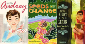 International Women's Day: Picture Books About 99 Real-Life Mighty Girls & Women