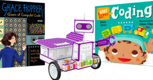 Code Like A Mighty Girl:   35 Toys & Books To Inspire Mighty Girl Coders