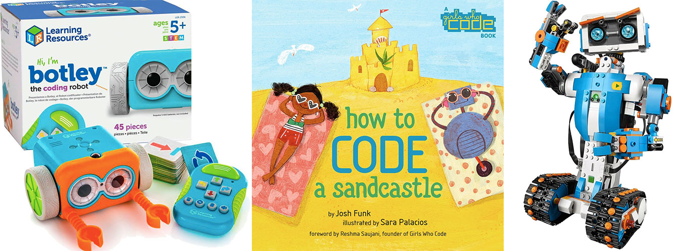 Code Like A Mighty Girl: 35 Toys & Books To Inspire Mighty