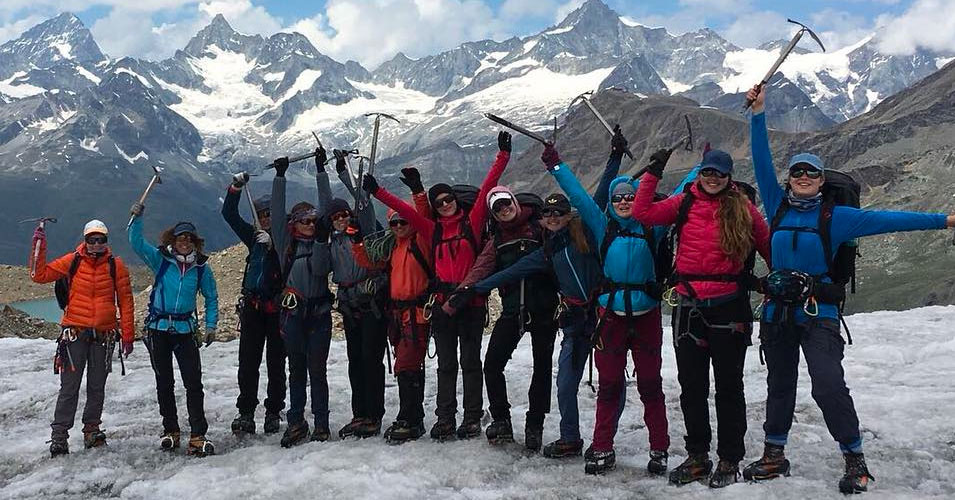 Free Wilderness Science and Mountaineering Program for Adventurous Girls