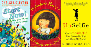 Making an Impact: 35 Mighty Girl Books About Charity and Community Service
