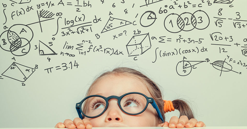 Parents and Teachers Pass On Math Anxiety to Kids Like a Virus, Especially to Girls