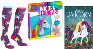 Unicorns Forever: Books, Toys, and Clothing for Unicorn-Loving Mighty Girls