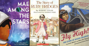 Unsung Heroes: 60 Books about Extraordinary Black Mighty Girls and Women
