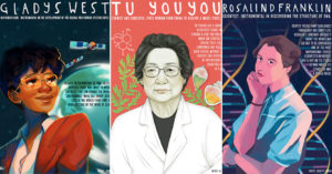Free Posters Celebrating Women Role Models in Science, Technology, and Math