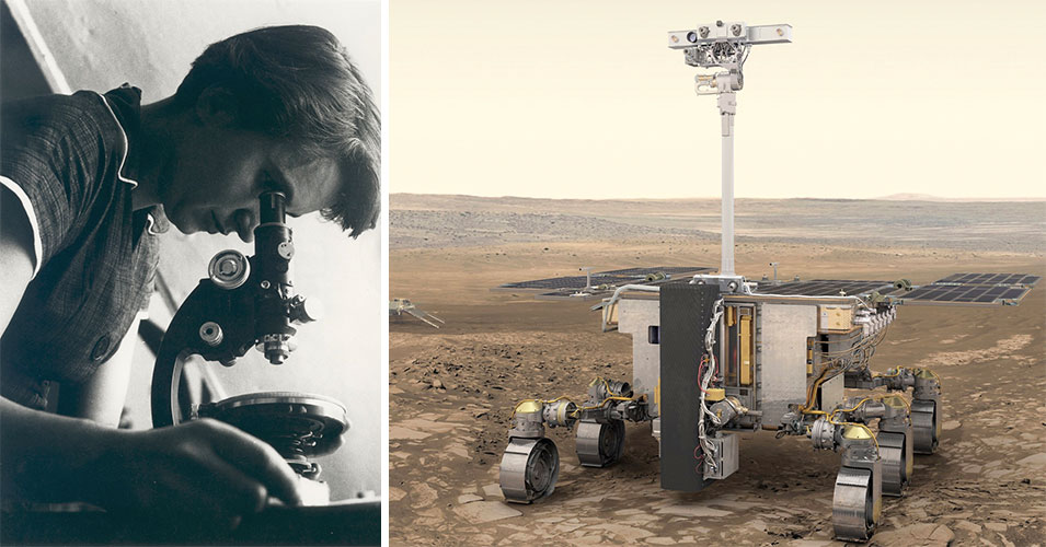The Next Mars Rover Will Be Named After DNA Pioneer Rosalind Franklin