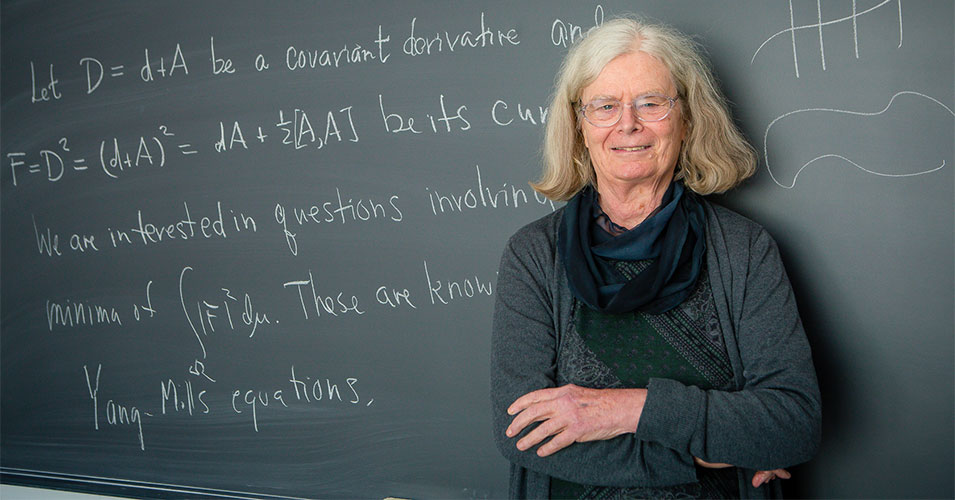 U.S. Mathematician Becomes First Woman To Win the Abel, the 'Nobel Prize' for Mathematics