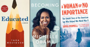 Stories of Mighty Women:   75 New Biographies for Adult Readers