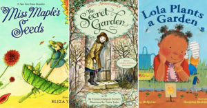 30 Mighty Girl Books Celebrating   Springtime & Gardening