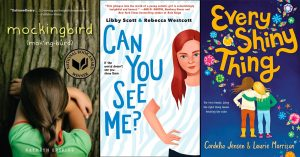 A Different Way of Thinking:   30 Books About Autistic Mighty Girls