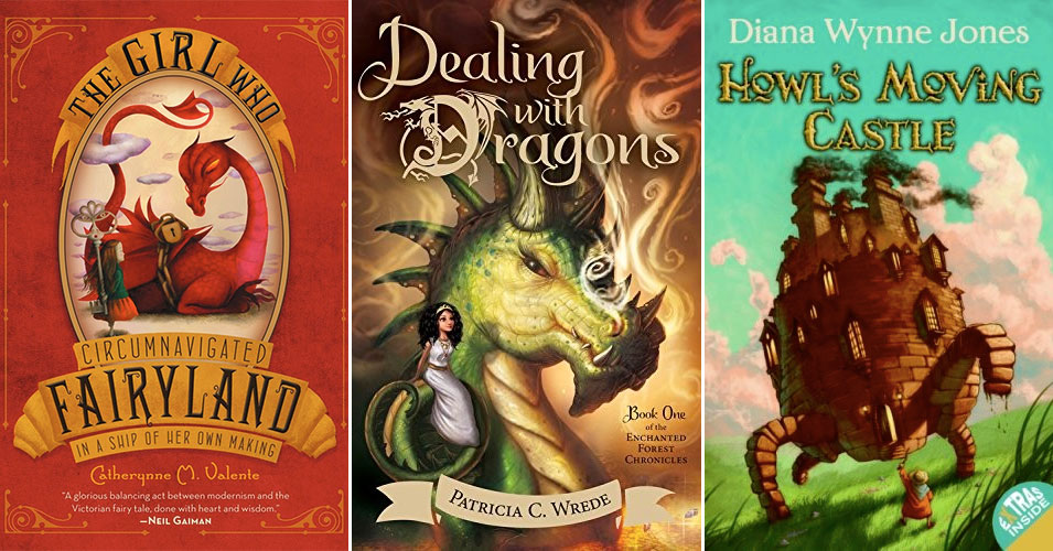Beyond Harry Potter: 35 Fantasy Adventure Series Starring Mighty