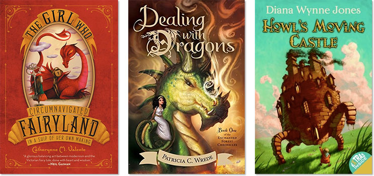 Beyond Harry Potter: 35 Fantasy Adventure Series Starring