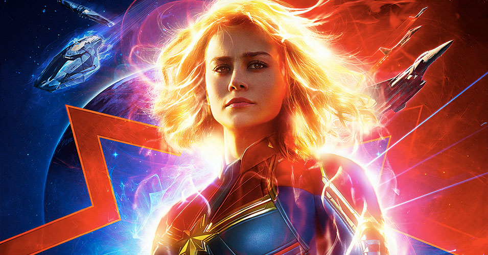 Captain Marvel Becomes The First Female-Led Superhero Film to Pass $1 Billion At The Box Office