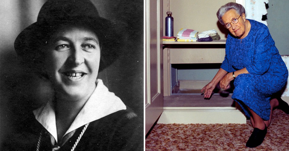 """The Watchmaker's Secret Room: Corrie ten Boom, The Holocaust Rescuer Behind """"The Hiding Place"""""""