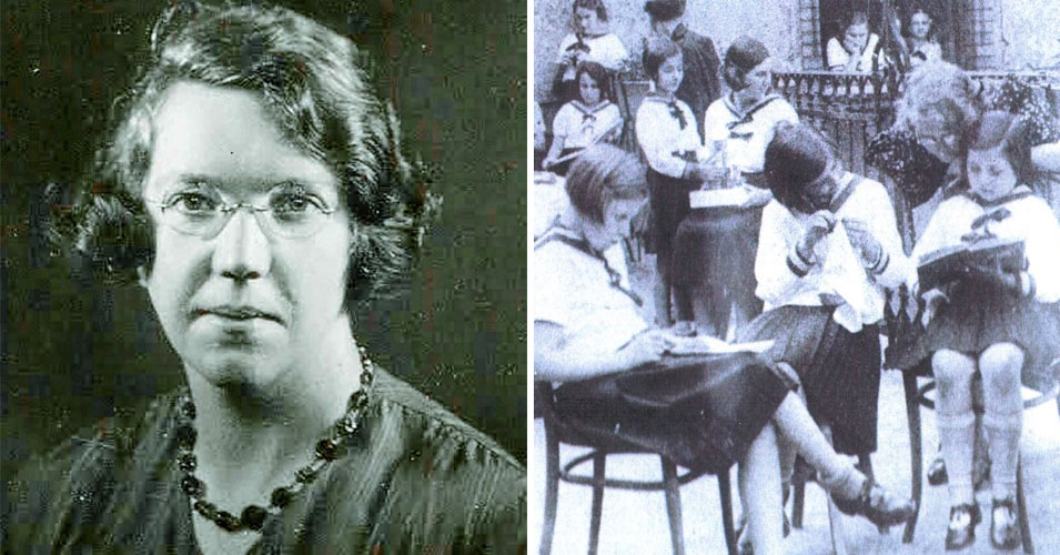 The Scottish Missionary Who Died at Auschwitz for Protecting Jewish Schoolgirls