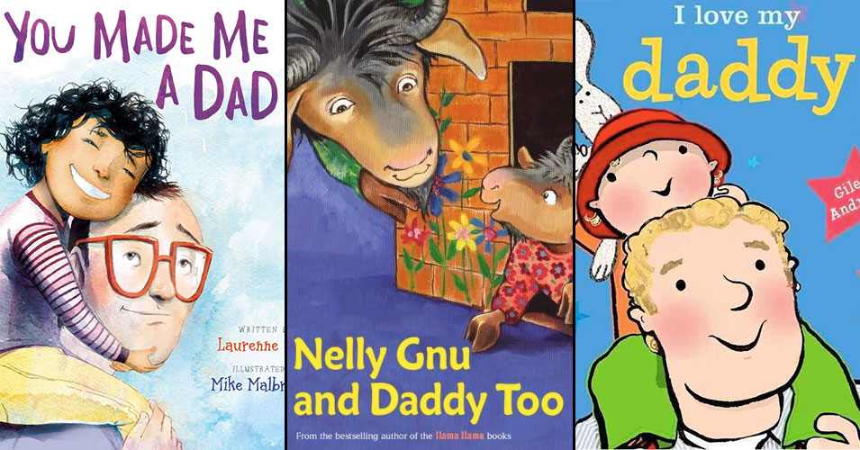 A Father's Love: 30 Books About Dads & Daughters
