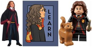 The Brightest Witch of Her Age: Toys, Costumes, and Clothing Celebrating Hermione Granger
