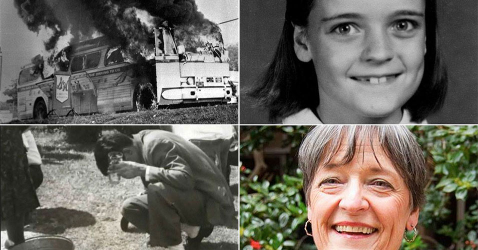 The 12-Year-Old Who Defied the KKK To Help Civil Rights Activists After Their Bus Was Firebombed