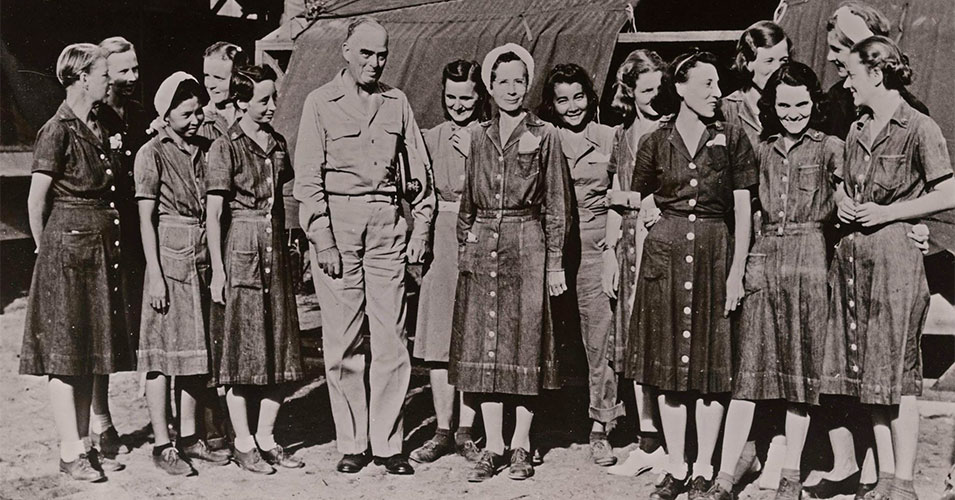 The Angels of Bataan: The World War II Nurses Who Survived Three Years in a Japanese Prison Camp