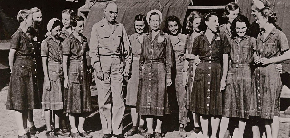 The Angels of Bataan: The World War II Nurses Who Survived