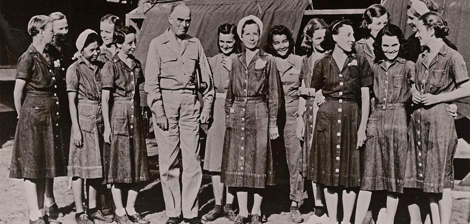 The Angels of Bataan: The World War II Nurses Who Survived Three