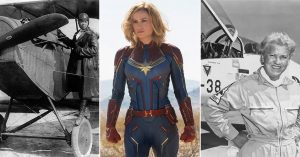 The Real-Life Mighty Women of the Sky Who Paved the Way for Captain Marvel