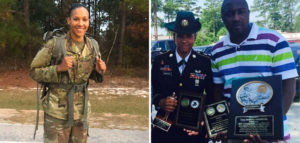 First African American Woman Graduates from the U.S. Army Ranger School