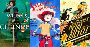Mighty Girls on Wheels: 10 Books About Bike-Loving Girls