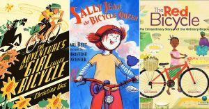 Mighty Girls on Wheels:   10 Books About Bike-Loving Girls