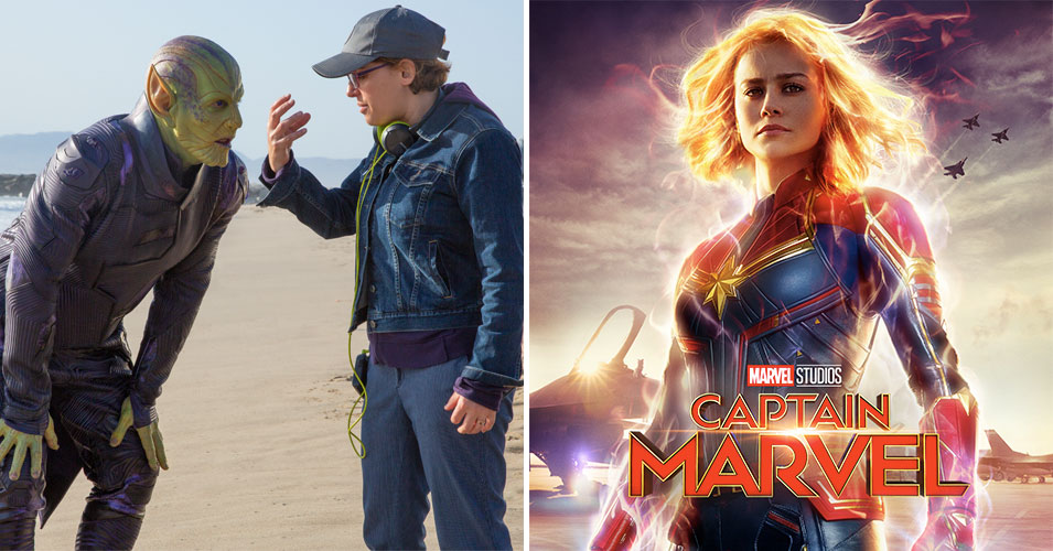 Higher, Further, Faster: An Interview With Captain Marvel Director Anna Boden