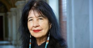 Joy Harjo Makes History As First Native American to be Named U.S. Poet Laureate