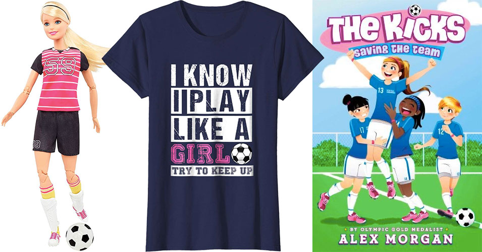 17b6cd9d The Beautiful Game: Books, Clothing, Toys, and Gear for Soccer-Loving