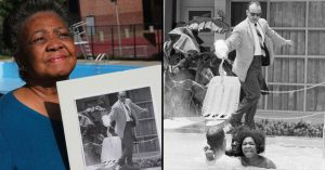 "How the Photo of a 17-Year-Old Civil Rights Activist at a ""Swim-In"" Against Segregation Changed History"