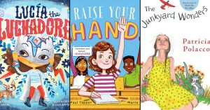 50 Back-to-School Books About Mighty Girls' Adventures at Elementary School