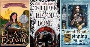 Worlds of Wonder: 75 Mighty Girl Fantasy Novels for Tweens and Teens