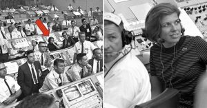 The Only Woman in the Room at Apollo 11's Historic Moon Launch