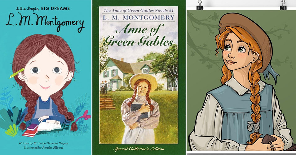 All About Anne With An E: Books, Toys, & Posters Celebrating