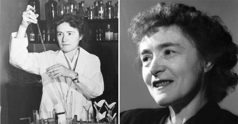 The First Woman to Win a Nobel Prize in Medicine Was Paid 1/10 the Salary of Her Research Partner