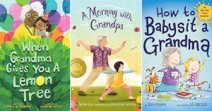 Love Through the Generations:   50 Books About Mighty Girls & Their Grandparents