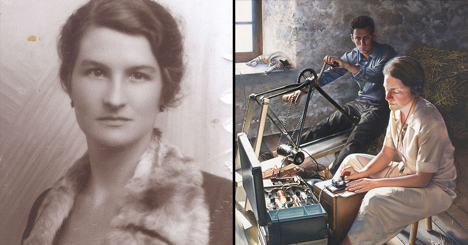 The 'Most Dangerous' Allied Spy of WWII Was a 'Limping Lady' With a Prosthetic Leg