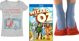"Over The Rainbow: ""The Wizard of Oz"" Classic Film Celebrates 80th Anniversary"