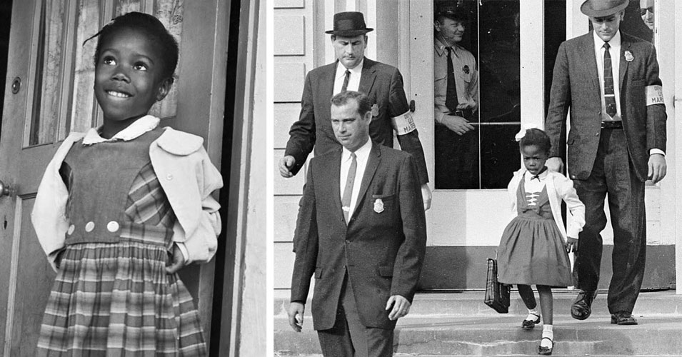Ruby Bridges: The 6-Year-Old Who Needed a Federal Marshal Escort to Attend First Grade