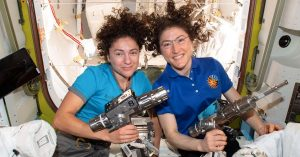 NASA Holds First All-Female Spacewalk in 54 Years of Spacewalking