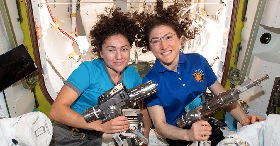 NASA Holds First All-Female Spacewalk in 54 Years of Spacewalking