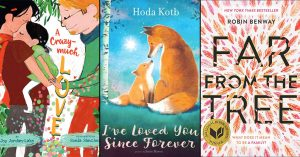 Born In My Heart: 20 Mighty Girl Books for National Adoption Day