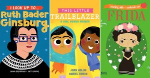 14 Feminist Board Books for a Mighty Girl Baby Shower