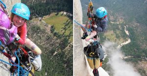 9-Year-Old Mighty Girl Becomes The Youngest Person To Climb Yosemite's El Capitan