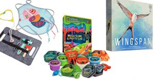 The Gift of Curiosity:   Top 50 Science Toys for Mighty Girls