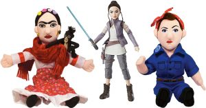 Mighty Girl Dolls Based on Real-Life and Fictional Role Models