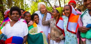 Dr. Catherine Hamlin Treated Over 60,000 Women Suffering from a Devastating Childbirth Injury